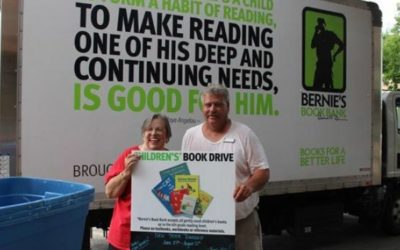 New Trier Township Collects 3,350 Children's Books