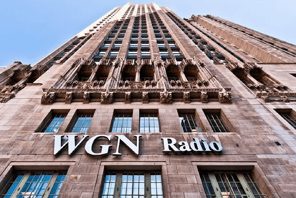 Bernie's Book Bank on WGN Radio