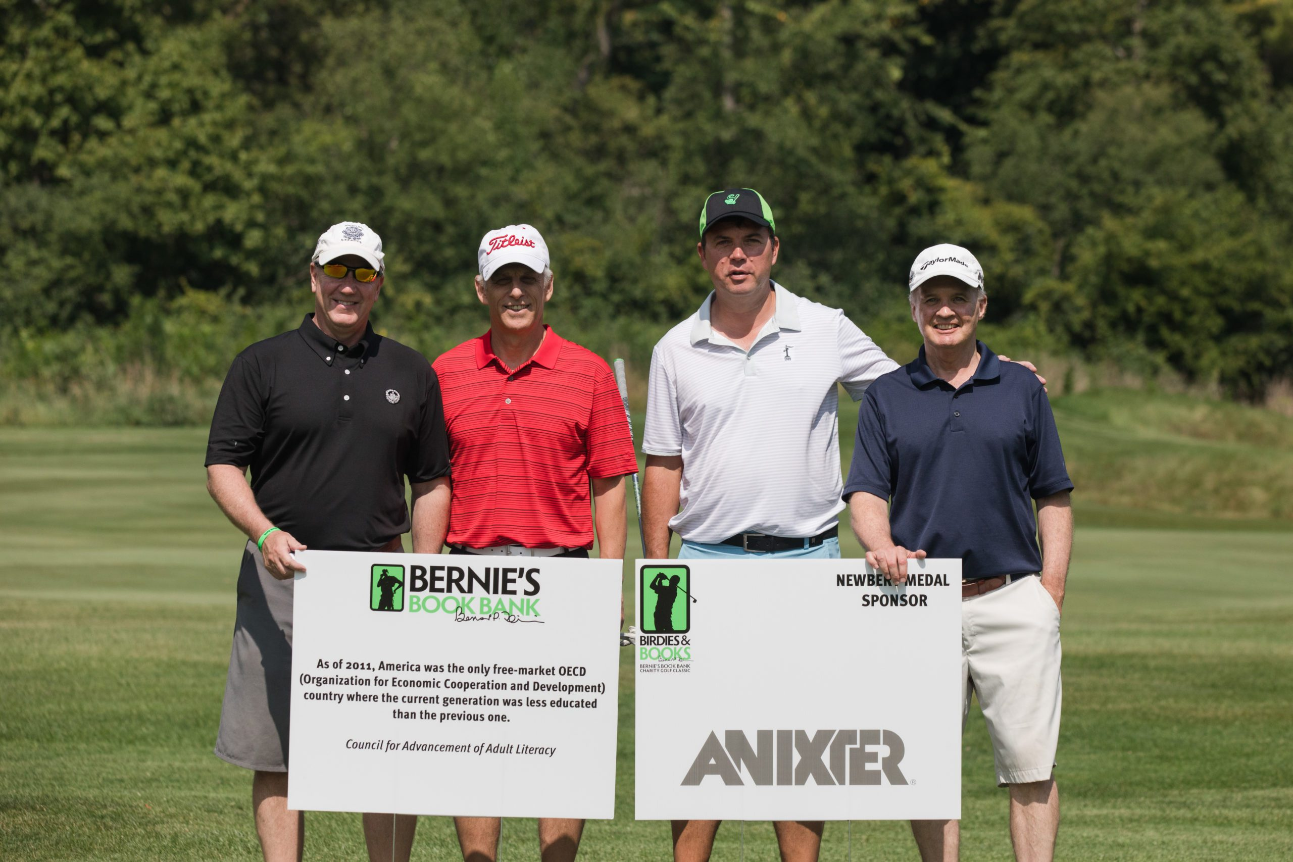 2017 Birdies & Books Charity Golf Classic